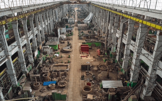 Üretim ve depolama alanı kiralama 50000 metrekare Harkiv