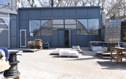 Rent – Warm warehouse, 1800 sq.m., Kiev