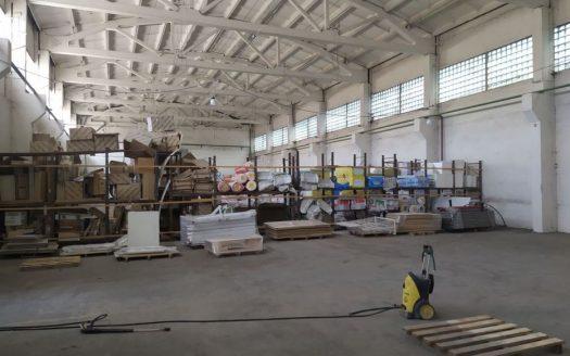 Rent – Unheated warehouse, 540 sq.m., Lviv
