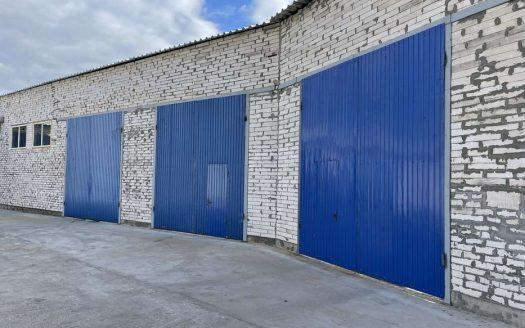 Аренда — Сухой склад, 1000 кв.м., г. Бровары