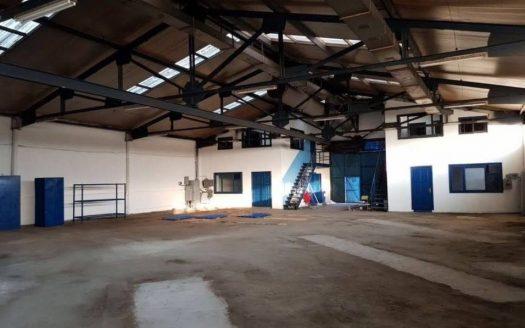 Rent – Unheated warehouse, 500 sq.m., Lviv