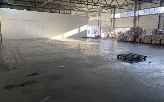 Rent – Dry warehouse, 860 sq.m., Lviv