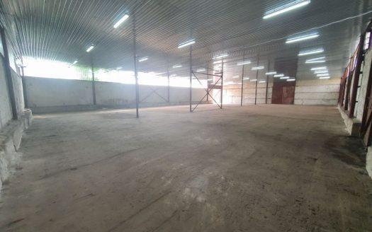 Rent – Unheated warehouse, 800 sq.m., Dibrova