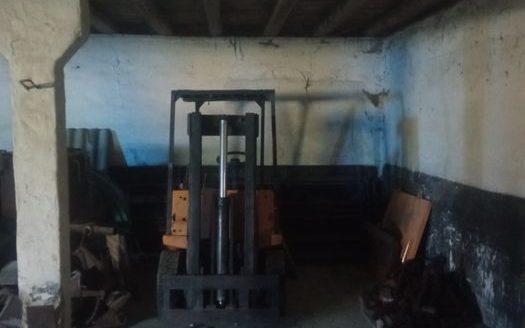 Rent – Dry warehouse, 1000 sq.m., Tyazev