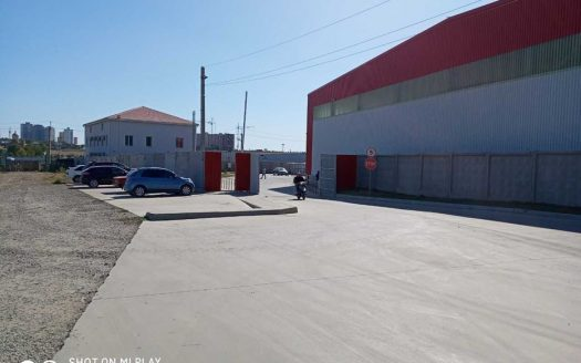 Sale – Dry warehouse, 14300 sq.m., Odessa