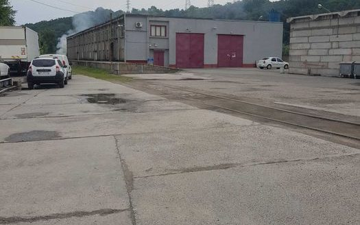 Rent – Warm warehouse, 2000 sq.m., Obukhov