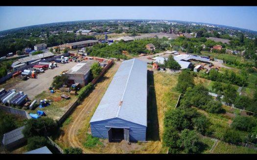 Sale – Dry warehouse, 1700 sq.m., Akhtyrka