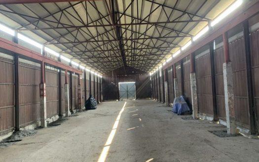 Rent – Dry warehouse, 700 sq.m., Taikury