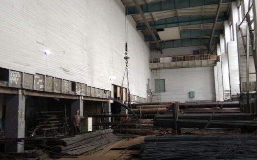 Rent – Dry warehouse, 1200 sq.m., Zaporozhye