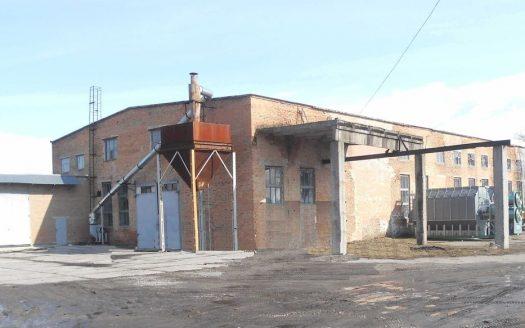 Продажа — Теплый склад, 3500 кв.м., г. Белая Церковь