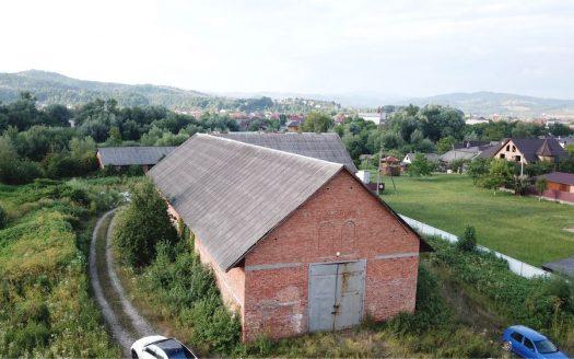 Аренда — Сухой склад, 1000 кв.м., г. Диброва