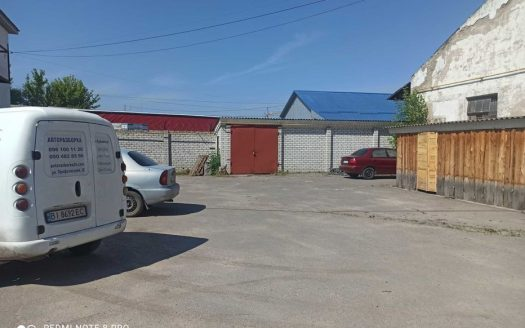 Rent – Dry warehouse, 600 sq.m., Kremenchug