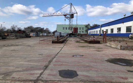 Rent – Warm warehouse, 2000 sq.m., Zaporozhye