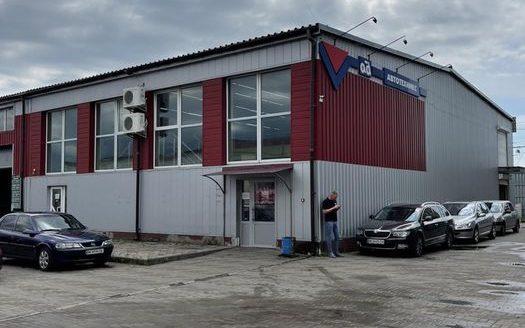 Оренда – Теплий склад, 700 кв.м., м. Рівне