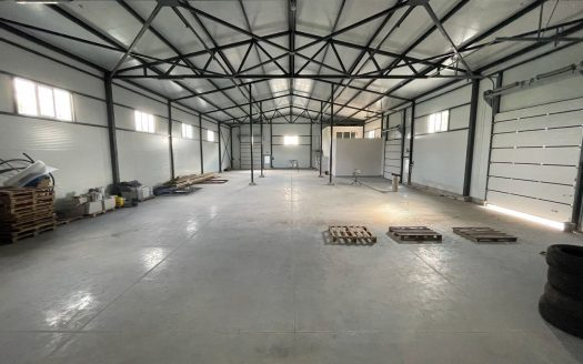 Аренда теплого склада 594,6 кв.м. г. Винница
