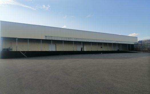 Аренда холодильного склада 2200 кв.м. пгт Ракитное