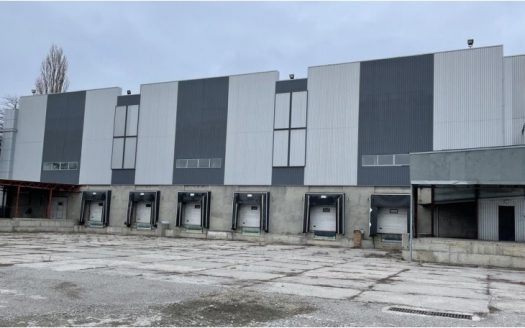 Rent warehouse complex 5113 sq.m. Dnipro city