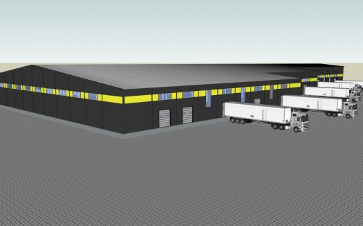Rent warehouse 9000 sq.m. Kyiv city