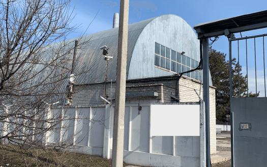 Продаж виробничо-складського комплексу 1219 кв.м. м. Біла-Церква