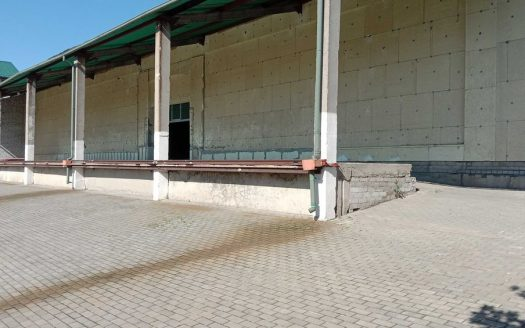 Lease warehouses 5000 sq.m. Dnipro city