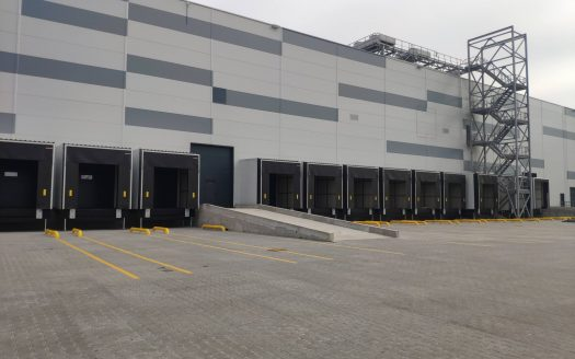 Rent warehouses 7000 sq.m. village Zymna Voda