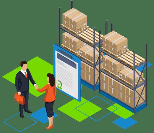 Услуги таможенно-лицензионного склада - 2