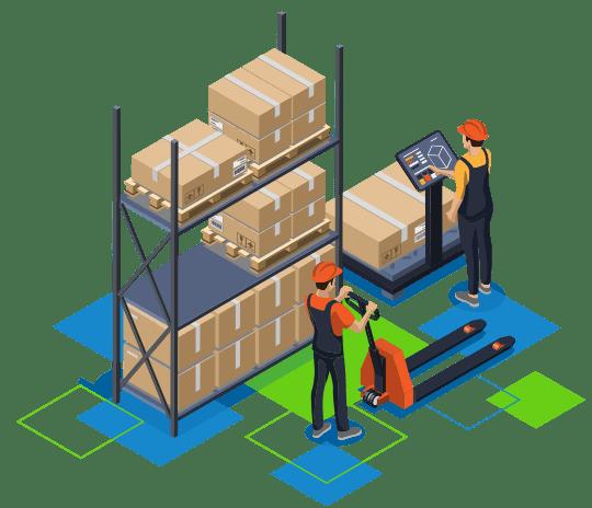 Дополнительные складские услуги VAS - 2
